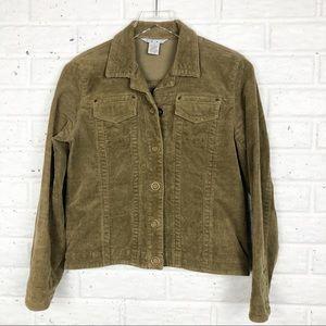 CABI corduroy jacket